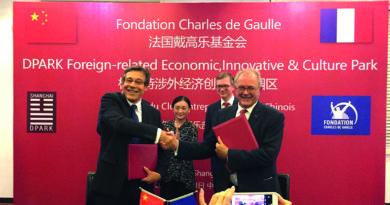 Jacques Godfrain: «la nouvelle route de la soie est un facteur de paix…»