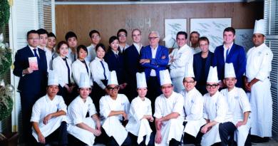 Passage réussi pour Rech d'Alain Ducasse à Hong-Kong