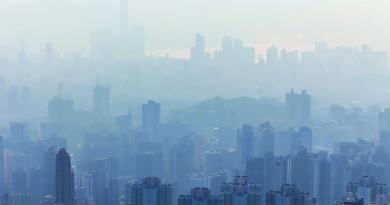 Les meilleures applications pour mesurer la qualité de l'air à Hong-Kong