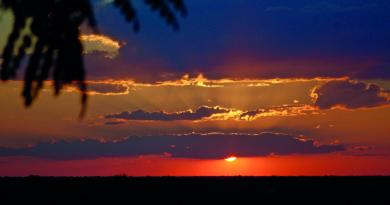La Namibie – Paysage et vie sauvage de l'Afrique australe