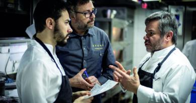 Michel et Léo Troisgros ou l'excellence de la cuisine joyeuse à Épure