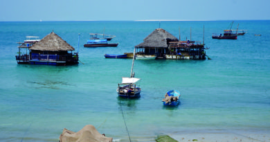 Stone Town, Zanzibar: un doux mélange de parfums d'Arabie et d'épices orientales