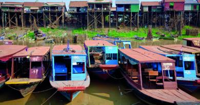 Siem Reap: l'éveil d'une belle endormie