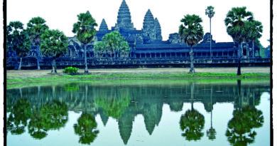 """Les temples d'Angkor ou les merveilles de la """"forêt magique"""" de l'empire khmer"""