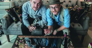 Un bar à vin créé par des sommeliers