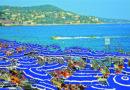 Nice : la baie aux trois grâces angéliques