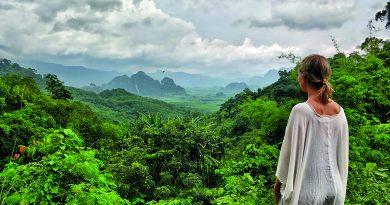 Le billet de Camille : La jungle de Khao Sok