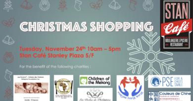 Les associations caritatives mobilisées pour Noël