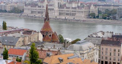 BUDAPEST – Fille du Danube à deux visages
