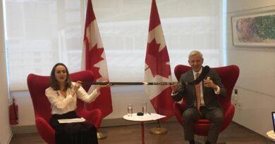 Une présidente francophone à la Chambre de commerce Canadienne
