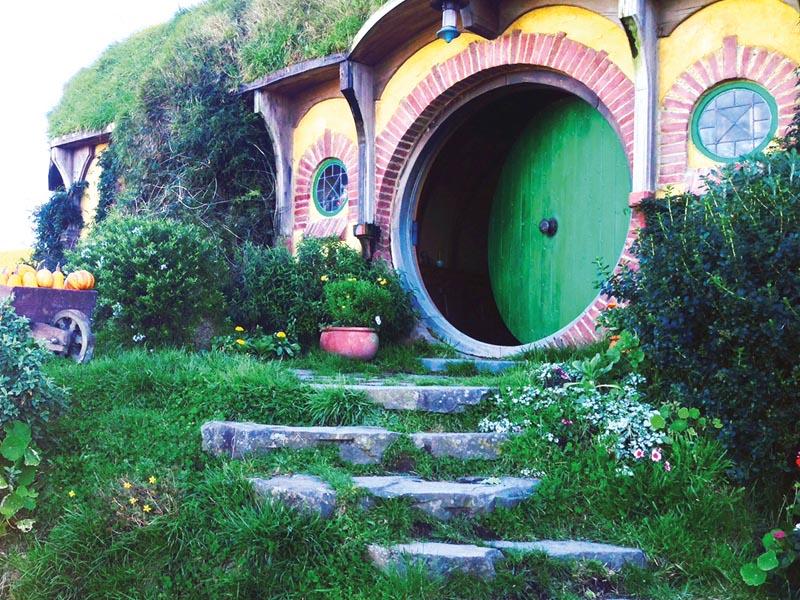 Sur la piste des Hobbits en Nouvelle-Zélande
