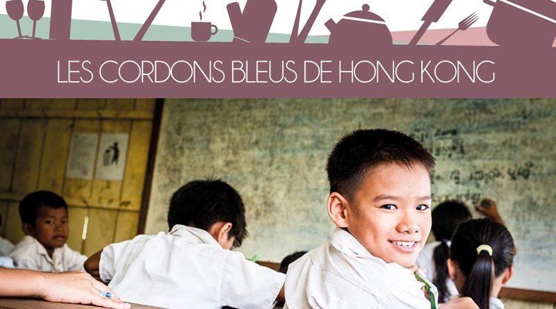 """Tout chaud, tout bon, le nouveau """"Cordons Bleus"""" au profit des «Enfants du Mékong»!"""