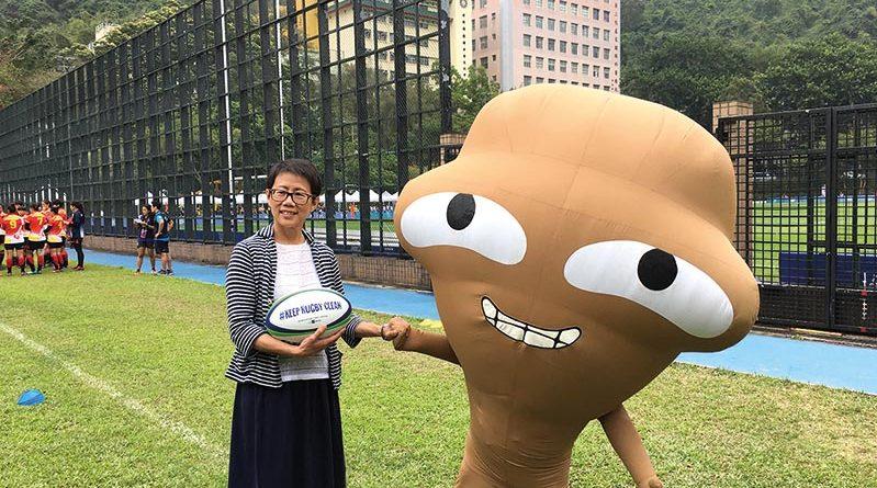 Interview de Christine Loh, Secrétaire d'Etat pour l'environnement de Hong-Kong