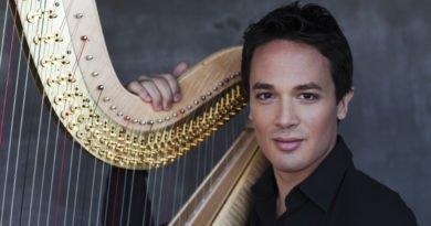 Emmanuel Ceysson, « l'Enfant Terrible » de la harpe