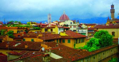 Florence : cité d'art, d'élégance et d'histoire