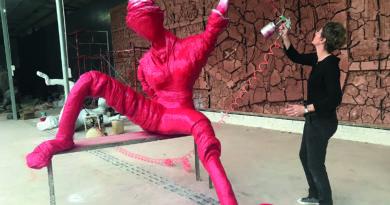 « Same & Different » : l'amour XXL d'Antoinette Rozan en vedette de la HK Affordable Art Fair 2018