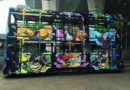 """""""Power of Love"""": lorsque le street art prend le tram !"""