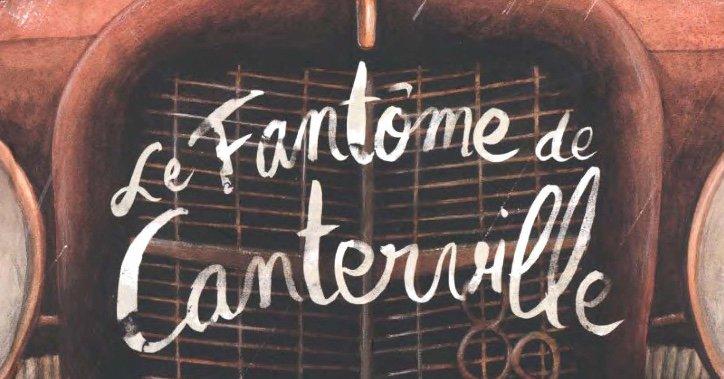 Théâtre : Le Fantôme de Canterville joué à Hong-Kong (25 Avril)