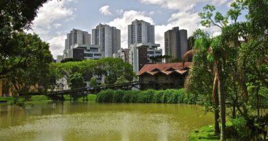 Curitiba : une autre image du Brésil